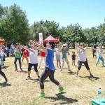 Promoción clases Online fitness y yoga
