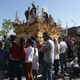 La hermandad del Cautivo de Torreblanca, fiel a la cita con sus vecinos