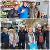 Ganadores sorteo 2ºRally de compras de Torreblanca.